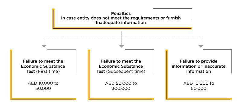 economic substance regulation penalities